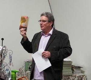Bruce Masterman Book Reading